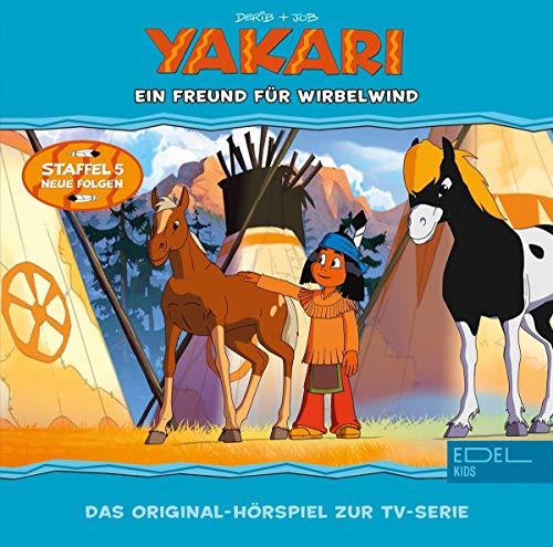 Yakari - Ein Freund für Wirbelwind - Folge 36, Das Original-Hörspiel zur TV-Serie
