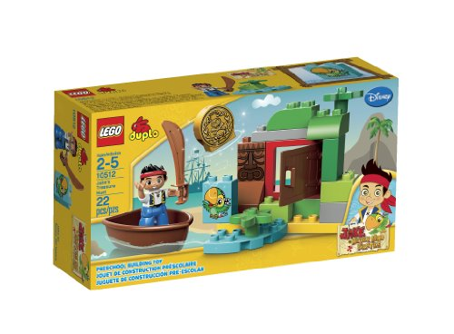 LEGO DUPLO Jakes Treasure Hunt 10512 by LEGO