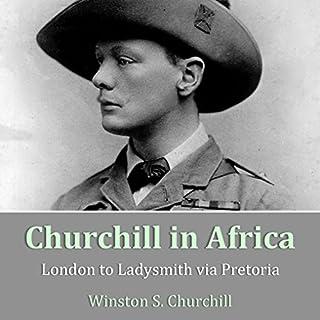 Churchill in Africa cover art