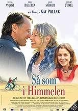 As It Is in Heaven (Swedish ) POSTER (11