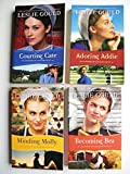 Courting Cate; Adoring Addie; Minding Molly; Becoming Bea (Set of 4)