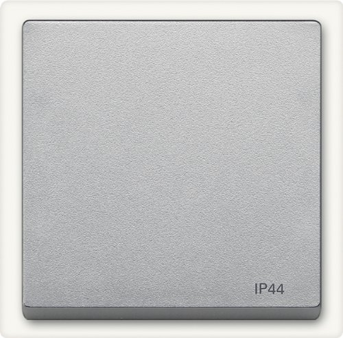 Merten 433060 Wippe IP44, aluminium, System M