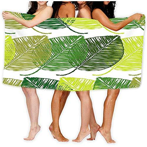 Yocmre Grote strandhanddoek, zachte handdoek, naadloos patroon, print web repeating cl