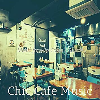 Music for Hip Cafes - Guitar