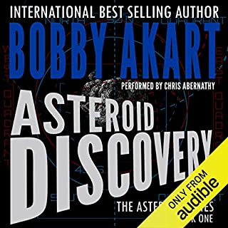 Asteroid: Discovery cover art