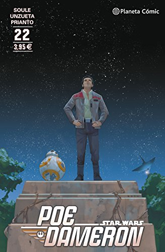 Star Wars Poe Dameron nº 22 (Star Wars: Cómics Grapa Marvel)