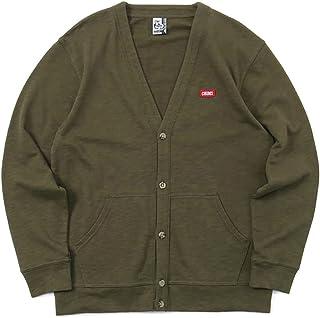 [チャムス] カーディガン メンズ キーストーンボタンカーディガン Keystone Button Cardigan CH00-1231 Olive Olive M