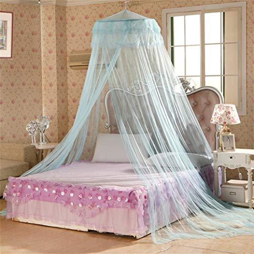 Willlly Gemini Mall Insect Blinds Muggen Casual Chic Net Bed Sky Vlieg Insect Net Bescherming Blauw Een Maat