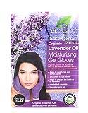 Dr. Organic Lavender Moisturising Gel Gloves - Guanti Idratanti...