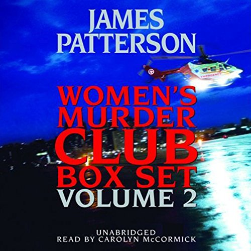 Couverture de Women's Murder Club Box Set, Volume 2