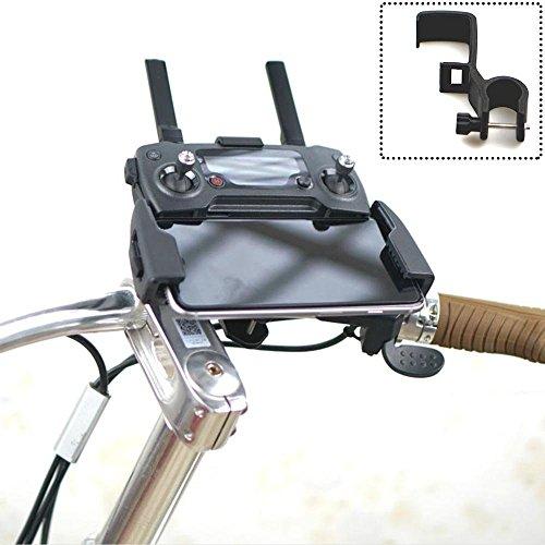 Kingwin Fahrradfernbedienungs-Halterung für DJI Mavic Pro/DJI Mavic Air/DJI Spark, für Fahrradlenker mit 20–24 mm Durchmesser