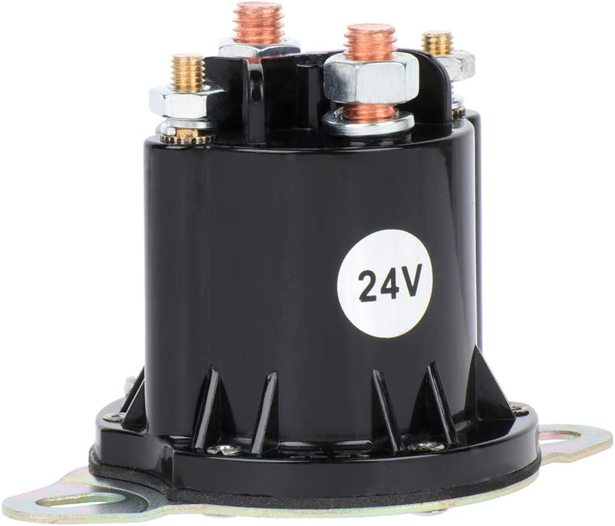 ROADFAR Continuous Branded goods NEW before selling Duty Switch Solenoid for Compatible Pow Relay