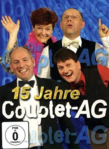 Die Couplet-AG - 15 Jahre Couplet-AG