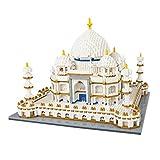 TITST Taj Mahal Hito mundialmente Famoso 4019 Piezas Nano Mini Kits de Bloques de construcción Construcción Infantil...