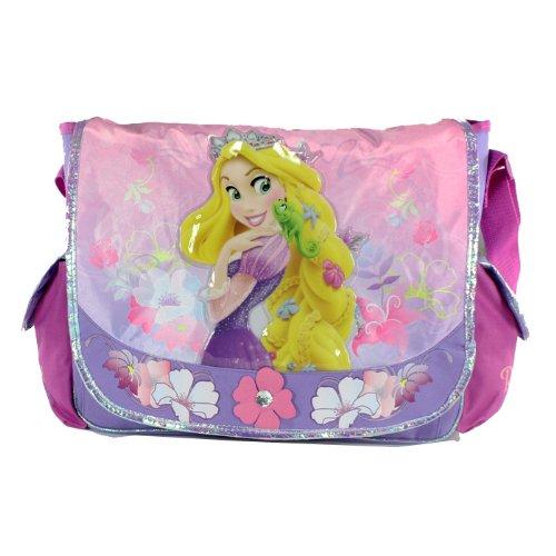 Disney Purple Rapunzel Messenger Bag - Tangled Laptop Bag