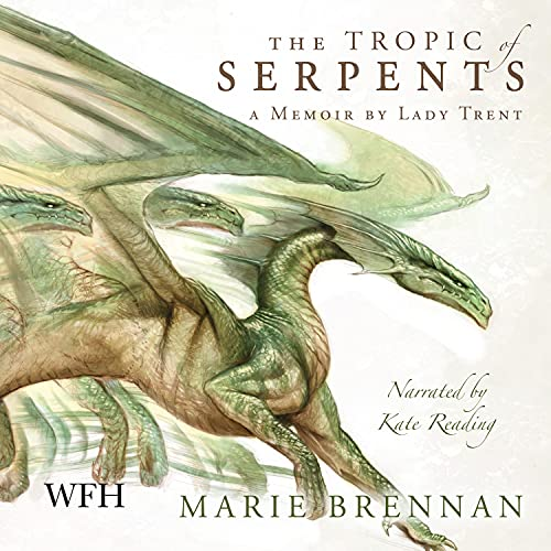 The Tropic of Serpents cover art