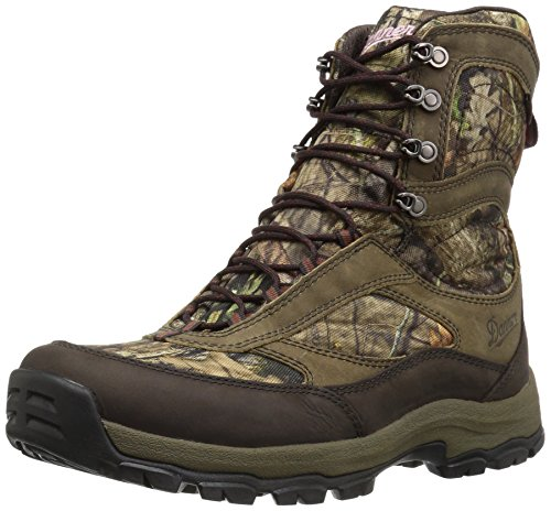 Danner Women's High Ground Hunting Shoes, Mossy Oak Break Up Country, 5.5 M US