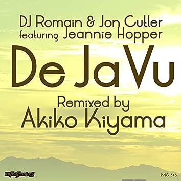 De Ja Vu (Akiko Kiyama Remixes)