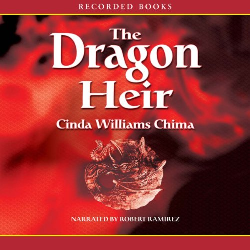 The Dragon Heir audiobook cover art