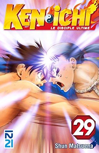 Ken-ichi, saison 1 : Le disciple ultime - tome 29 (Kenichi - Le disciple ultime)