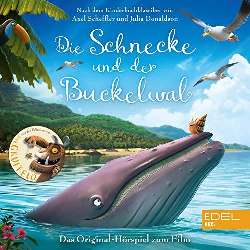 Die Schnecke und der Buckelwal. Das Original-Hörspiel zum Film Titelbild
