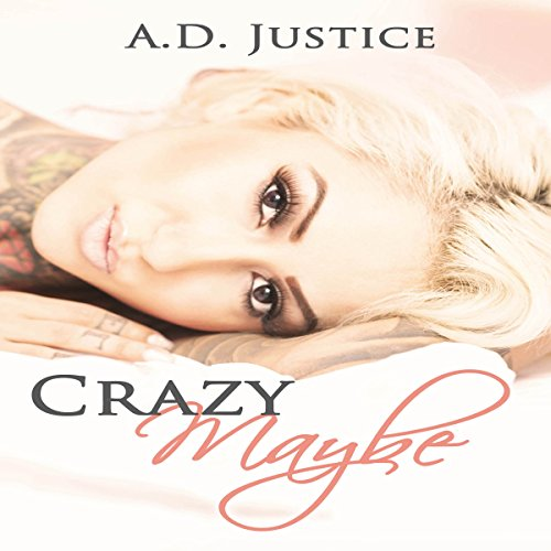 Crazy Maybe audiobook cover art