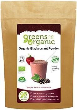 organic blackcurrant powder