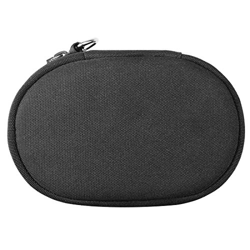 Geekria Travel Case Compatible with Logitech G402, G502, G602, Razer DeathAdder Chroma, Naga, Mamba and Many Gaming Wireless Mouse / Protective Travel Bag