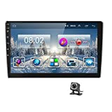 2 dinカーオーディオandroidカーナビ 9 インチのタッチスクリーン オフライン/オンラインGPSナビゲーション Bluetooth/USB/Aux in/AM/FM/バックカメラ