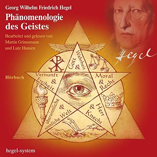 Phänomenologie des Geistes Titelbild