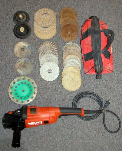 Why Should You Buy Hilti DAG 700-P Angle Grinder - 356235