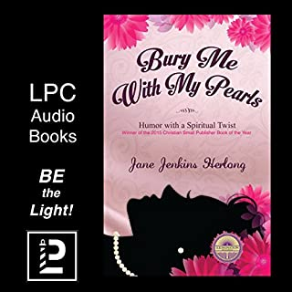 Bury Me with My Pearls audiobook cover art