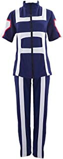 TOKYO-T My Hero Academia Cosplay Uniform Training Suits Deku Bakugo Todoroki