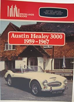Paperback Austin Healey 3000 1959 - 1967 Book
