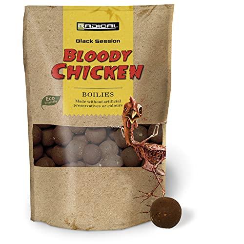 Radical Bloody Chicken Boilies Ø 20mm