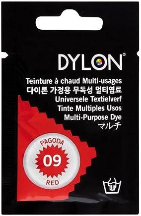 DYLON マルチ (衣類?繊維用染料) 5g col.09 パゴダレッド [日本正規品]