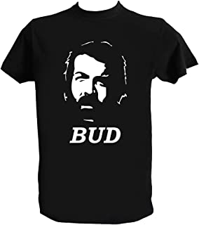 Desconocido Camiseta Bud Spencer Hombre Niño Terence Hill Peliculas Clasicas Años 80