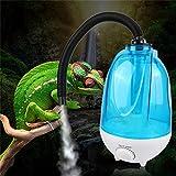 QINGTIAN Humidificador para Mascotas trepadoras,Suministros para Mascotas,Spray de Reptiles,Adecuado para Tortuga camaleón murciélago Lagarto Tortuga Caja de Reptiles