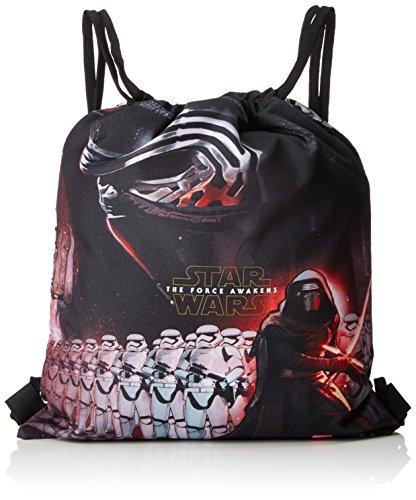 SAFTA Star Wars 2018 Zaino Casual, 40 cm, 5 liters, Multicolore (Multicolor)