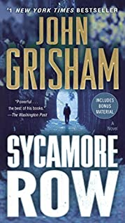 Sycamore Row (Turtleback School & Library Binding Edition) by John Grisham (2014-08-19)