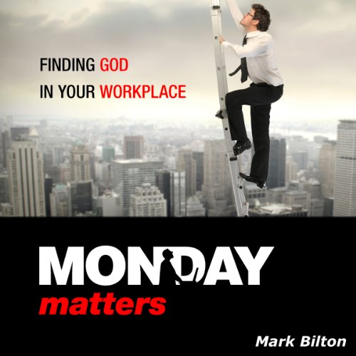 Monday Matters audiobook cover art
