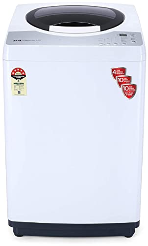 IFB 6.5 Kg 5 Star Fully-Automatic Top Loading Washing Machine (REWH AQUA,  White, inbuilt heater, 3D Wash Technology,Triadic Pulsator,In-built heater)  : Amazon.in: Appliances
