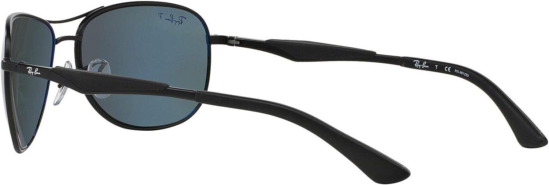 Ray-Ban Mens Rb3519 Aviator Sunglasses
