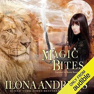 Page de couverture de Magic Bites