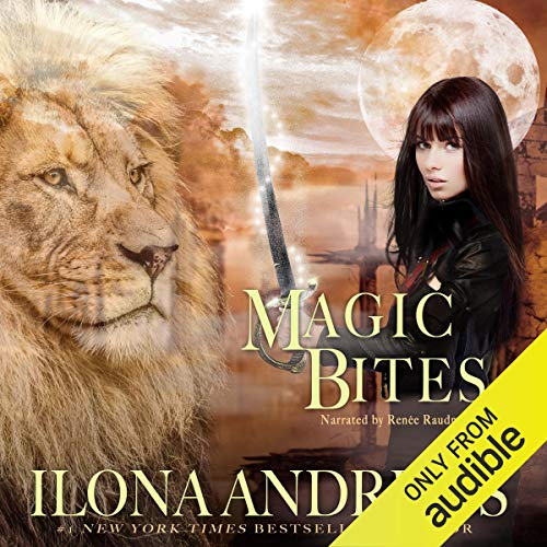 Couverture de Magic Bites