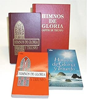 Spanish- Hymnal-Hymns Of Glory And Triumph