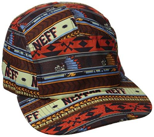 Neff Cap 'Crazy Camper' (14F00016) Farbe: Orange, Größe:ONESIZE