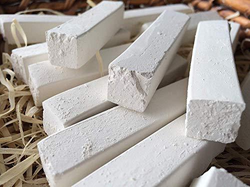 Antoshka Essbare Kreide, gesägt, Naturkreide zum Essen (Lebensmittel), 110 g