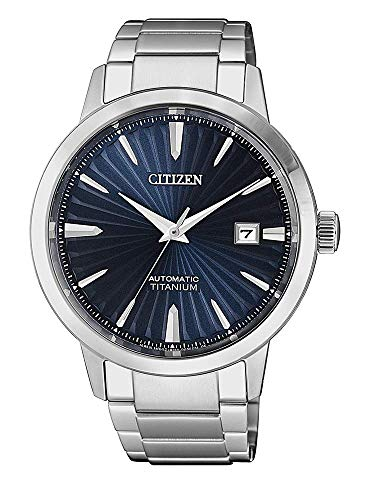 Reloj Citizen automático Super Titanio