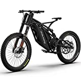 Adulti elettrica Mountain Bike, all-Terrain off-Road Neve...